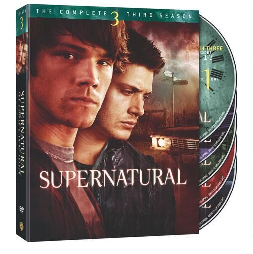 Supernatural&Trade;: The Complete Third Season (Dvd) from Warner Bros.