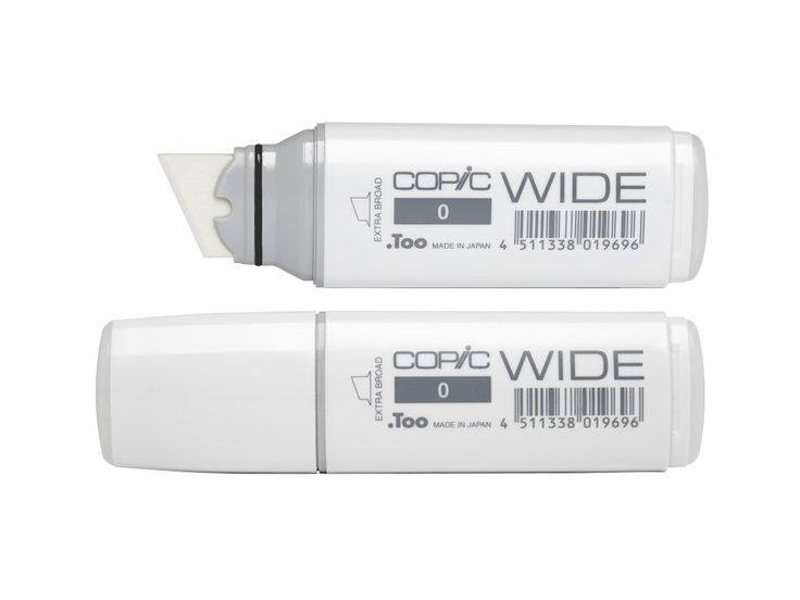 CWM0  Copic Wide Marker Colorless Blender