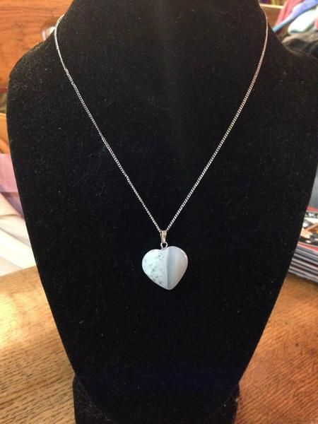Necklace - Heart Of Stone Necklace