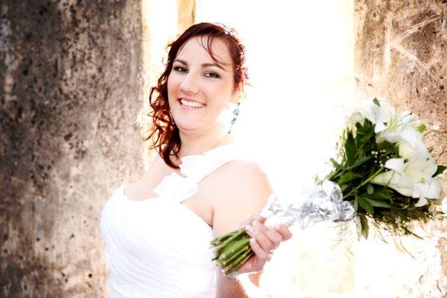 PE Wedding.  beautiful bride..