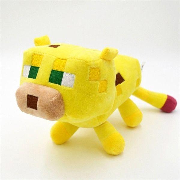 New Minecraft Plush Toys - Minecraft Mushy Characters