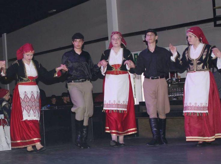 """Παραδοσιακός Σύλλογος Νομού Χανίων """"Τα Σφακιά"""" / Traditional Association of Chania """"Ta Sfakia"""""""