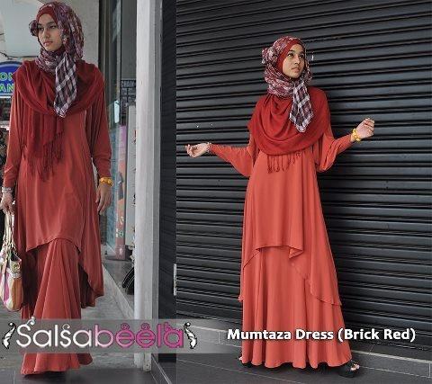 High-low dress & skirt  - Muslimah Attire (Facebook)
