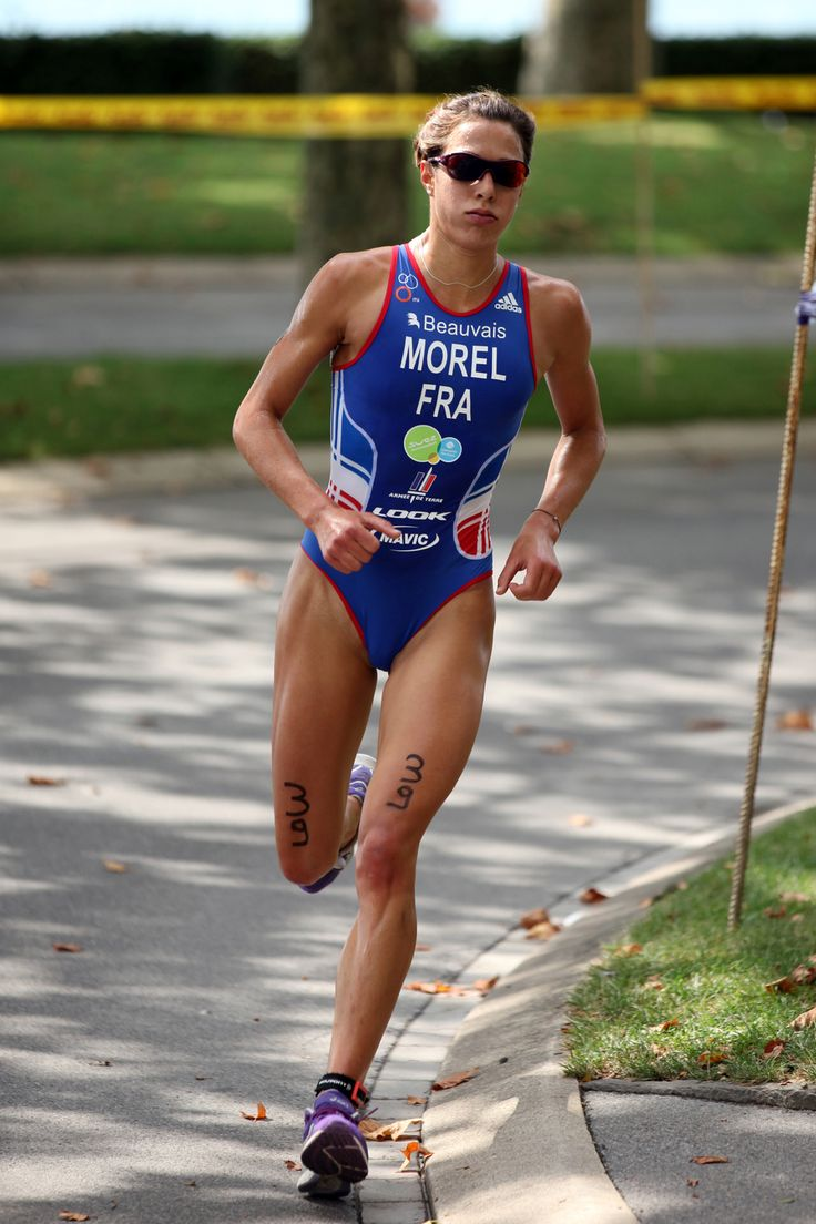 #Buy #RaceSuit #AnkleTracker Charlotte Morel (France)  Lausanne - August 22, 2012
