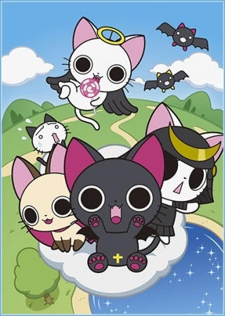 Nyanpire The Animation - It's so cute!!