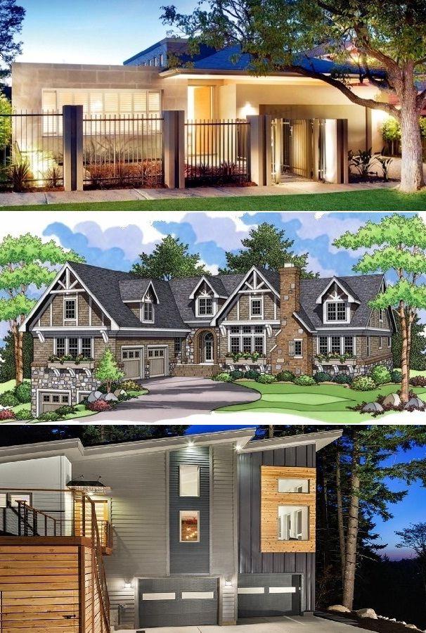 Exterior House Design Trends 2019 Exteriorpaintcolours