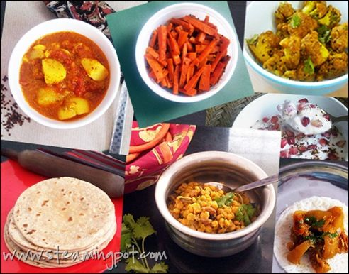 60 best cookingkitchen tips images on pinterest cooking food gym 7 indian menu ideas for vegetarians the steaming pot it is one thing to know how to cook individual indian dishes quite another to combine the dishes forumfinder Images