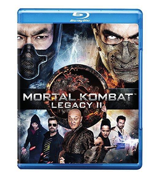 Jr. Harry Shum & Casper Van Dien & Kevin Tancharoen-Mortal Kombat: Legacy 2