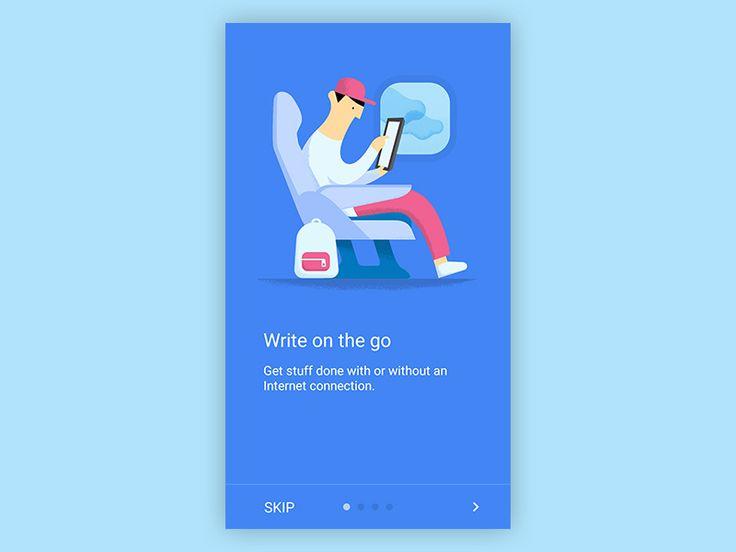Google Docs Illustrations