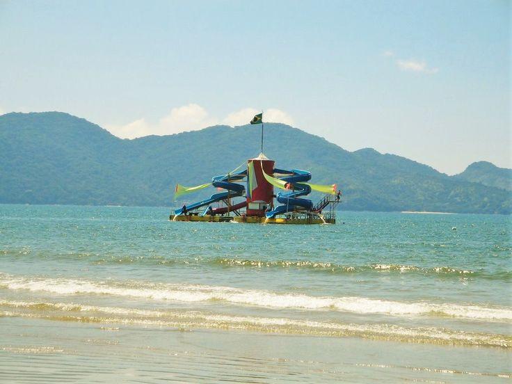 Melhores praias de Ubatuba - Maranduba, Tobogã