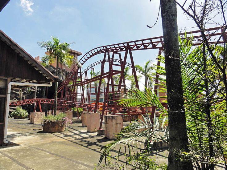 Lost City of Gold | Sunway Lagoon | Malaysia