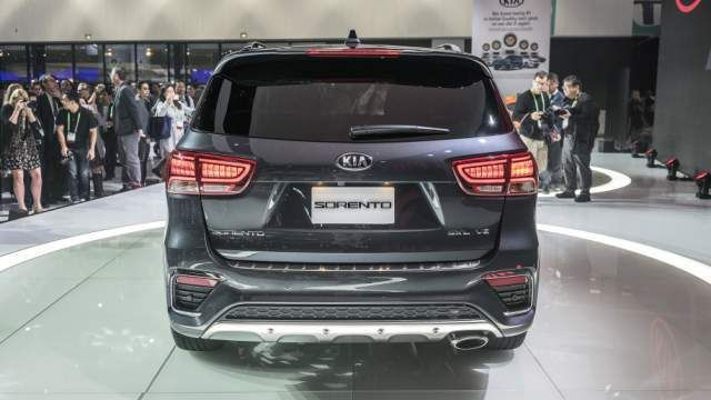 2019 Kia Sorento Changes Release Date And Prices Confianza