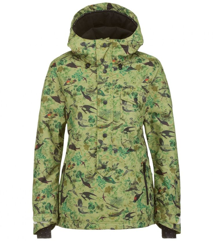 O'Neill CRYSTAL ANORAK SNOW JACKET from Official US O'Neill Store