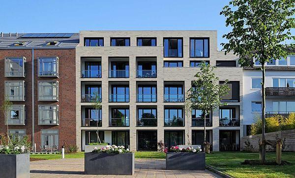 housing block for elderly people d ren germany jswd