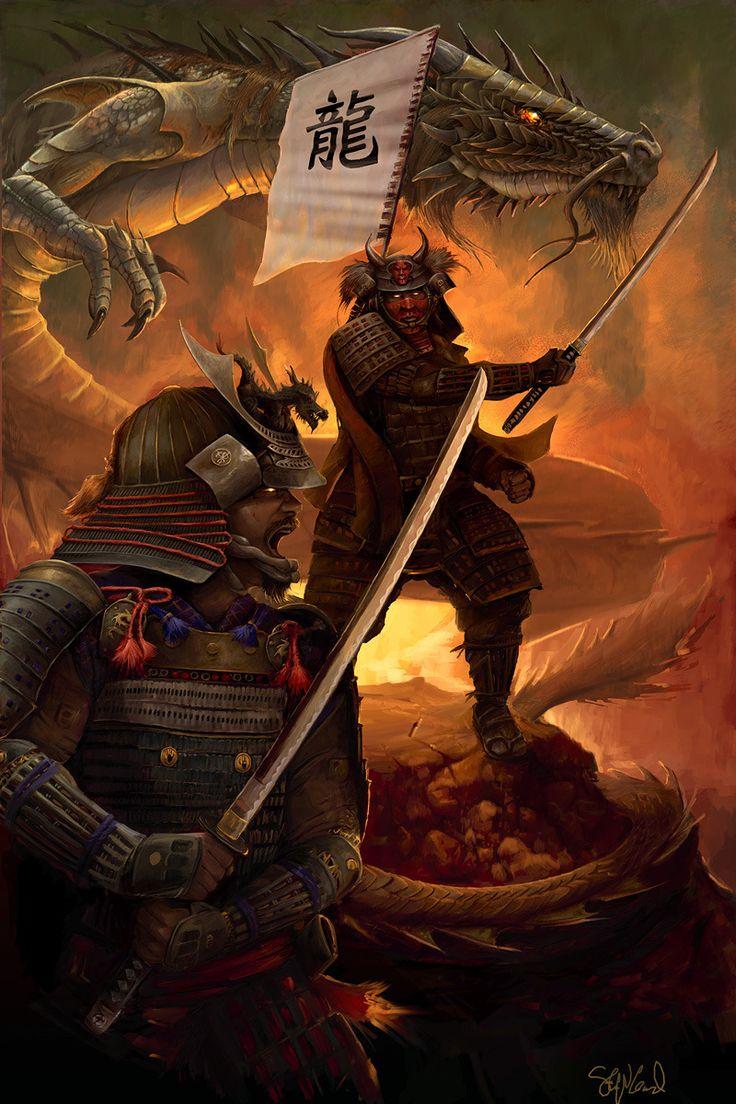 Samurai Dragun