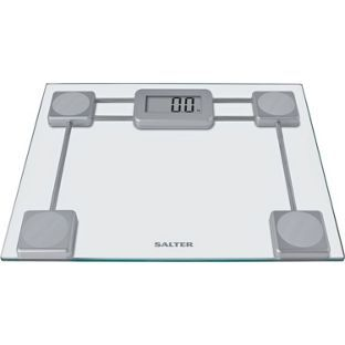 Buy Salter Compact Glass Platform Electronic Scales at Argos.co.uk - Your Online Shop for Bathroom scales.
