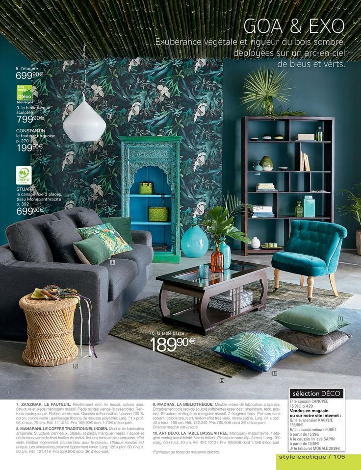 Catalogue maison du monde junior finest nouveau le for Nouveau catalogue maison du monde