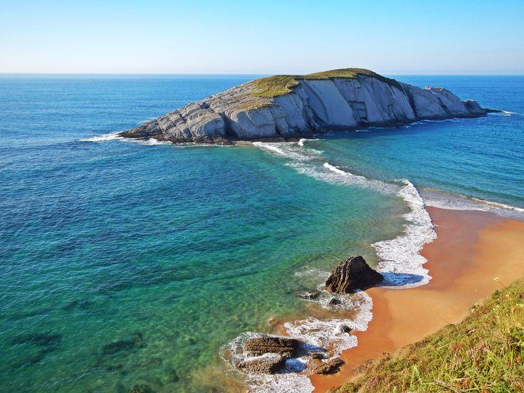 Playa Covachos #Cantabria #Spain