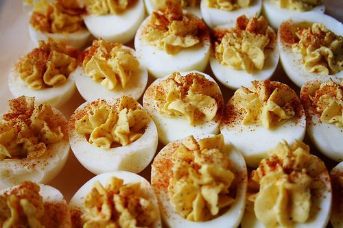 How to make PERFECT Deviled Eggs