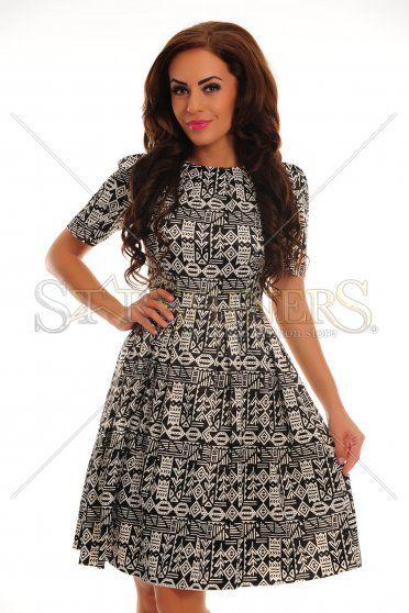 Starshiners Initiated Black Dress