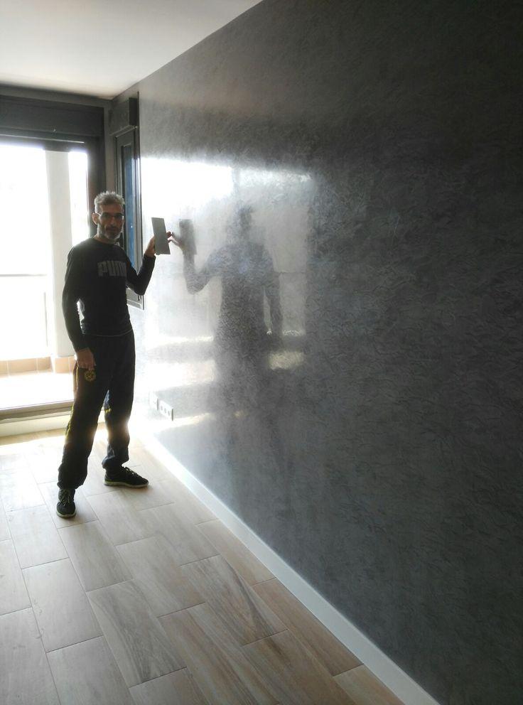 M s de 1000 ideas sobre pinturas en paredes en pinterest - Pintura paredes salon ...
