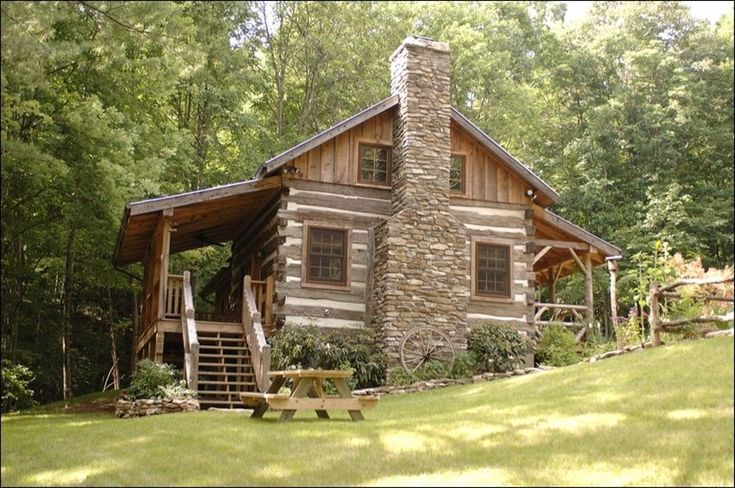 991 best log homes cabins images on pinterest log cabins for Vacation log homes