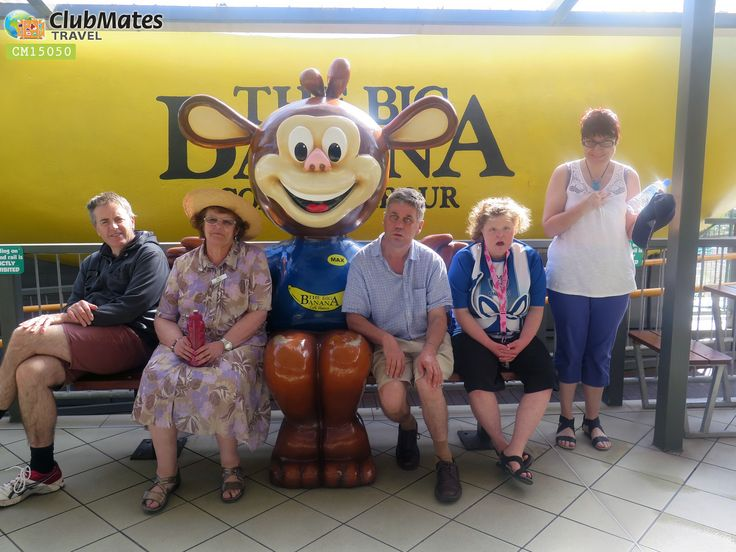 Clubmates Member @ The Big Banana