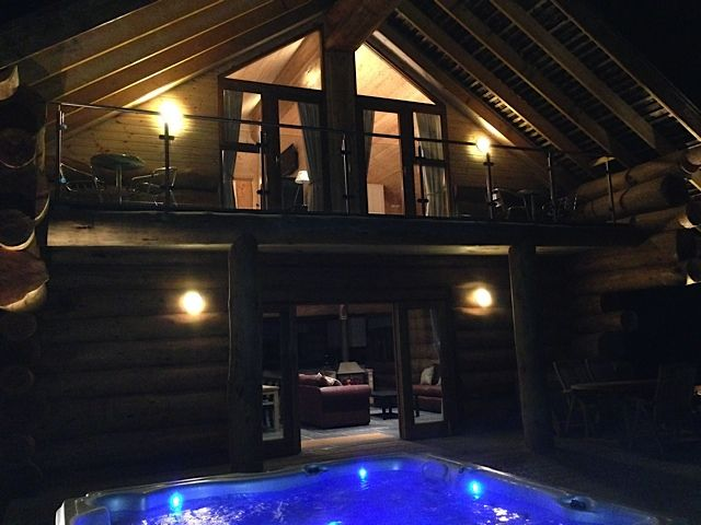 Log Cabins with Hot Tubs, free pets Hidden River Cabins Lake District