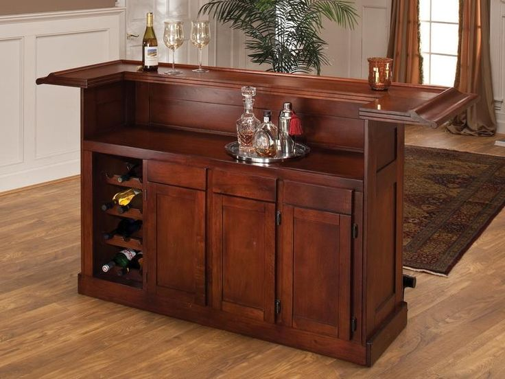 Classic Cherry Bar Furniture For Home