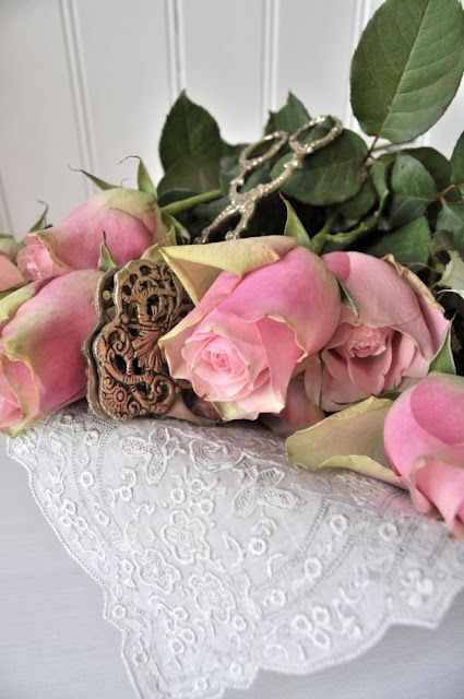 Pink roses Repinned by Pinterest Pin Queen ♚