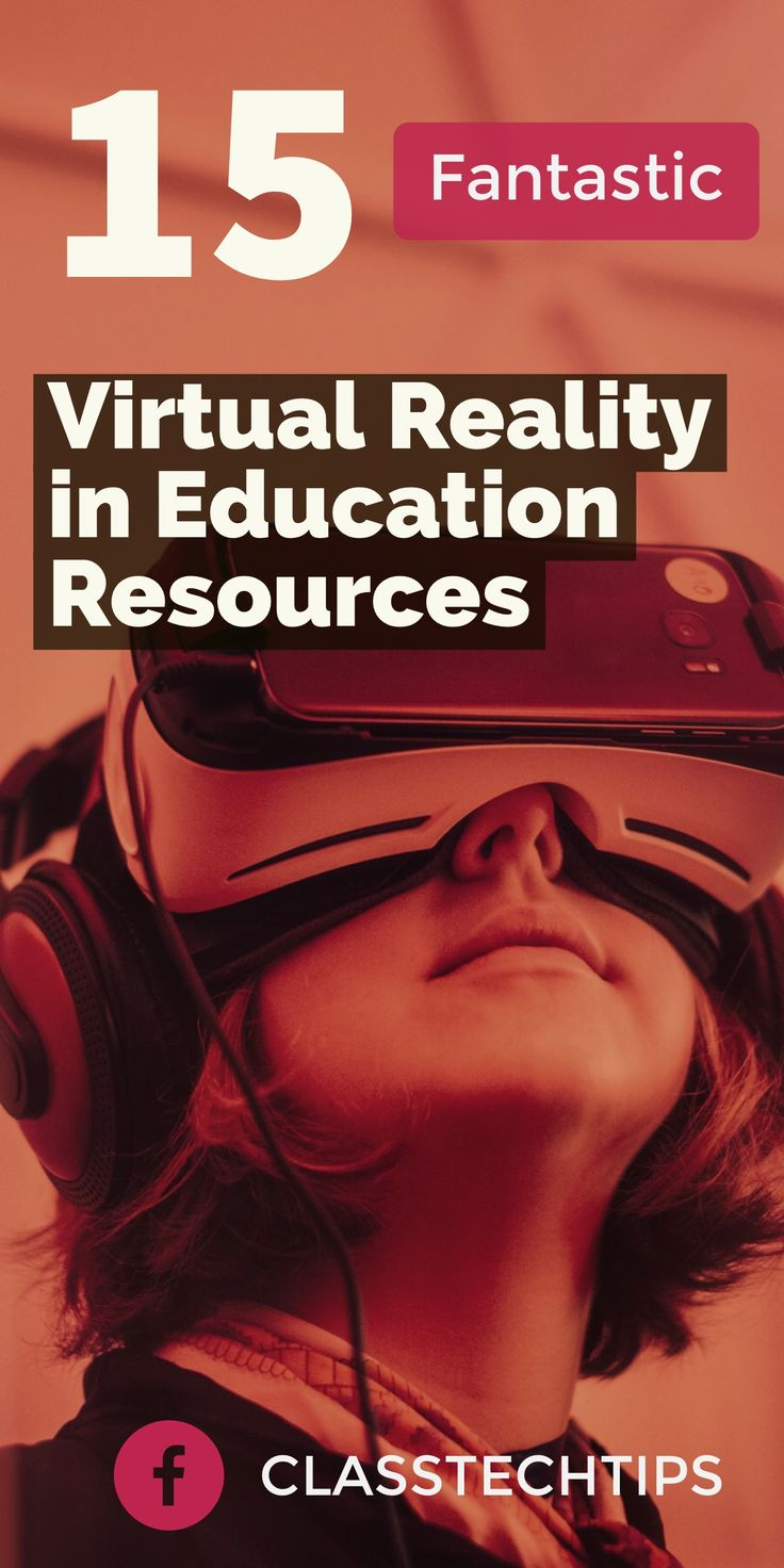 I wanted to share some of my absolute favorite resources for virtual reality in education. Whether you're totally new to this concept or looking for new educational VR apps to add to your toolkit, there are lots to choose from!