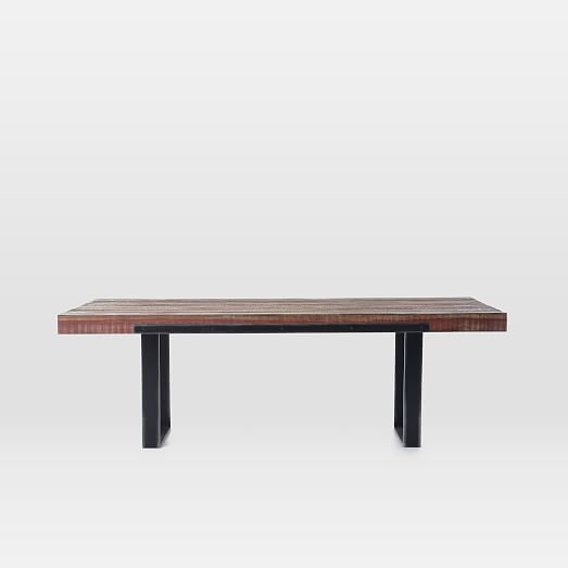Rustic Patina Dining Table | west elm
