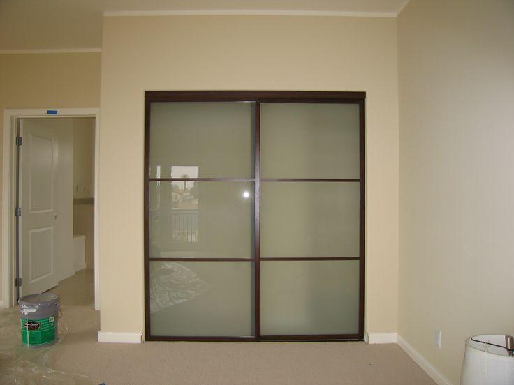 Sliding Mirror Closet Doors Makeover 114 best closet doors images on pinterest | doors, closet doors