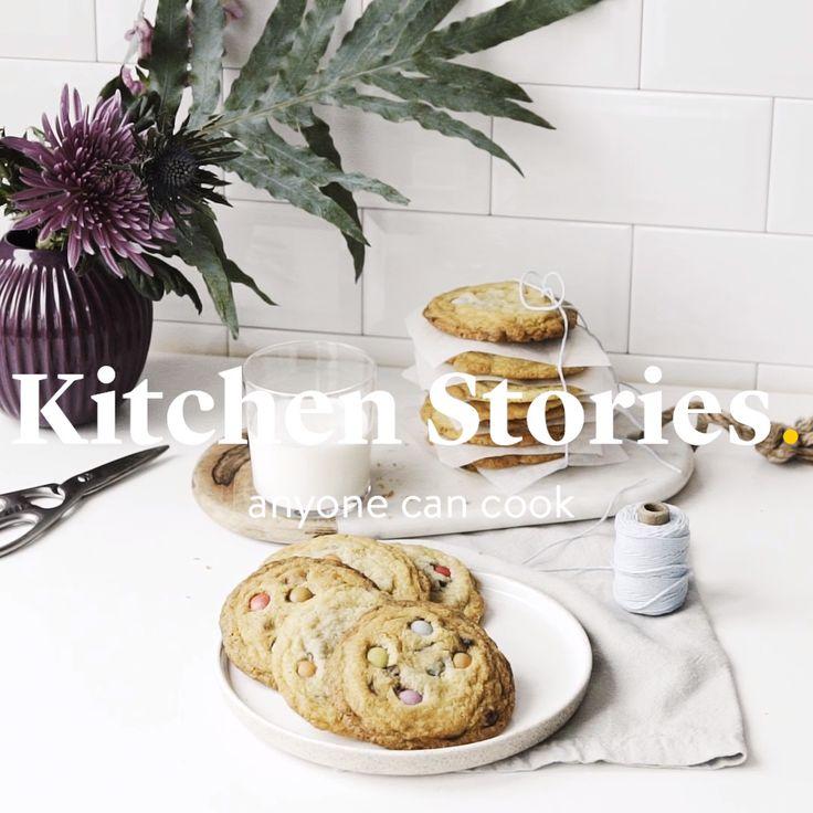 DIY Subway-Cookies  mit Smarties