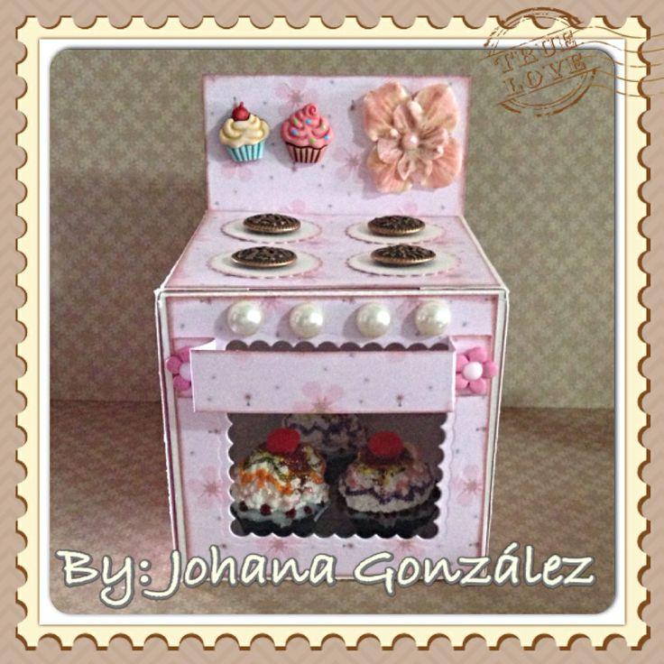 Cocinita cupcakes