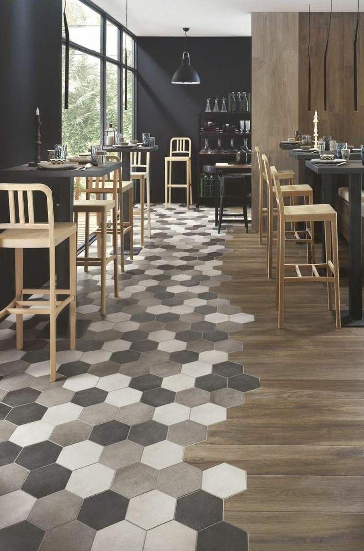 les 25 meilleures id es de la cat gorie carrelage hexagonal sur pinterest tuiles hexagonales. Black Bedroom Furniture Sets. Home Design Ideas