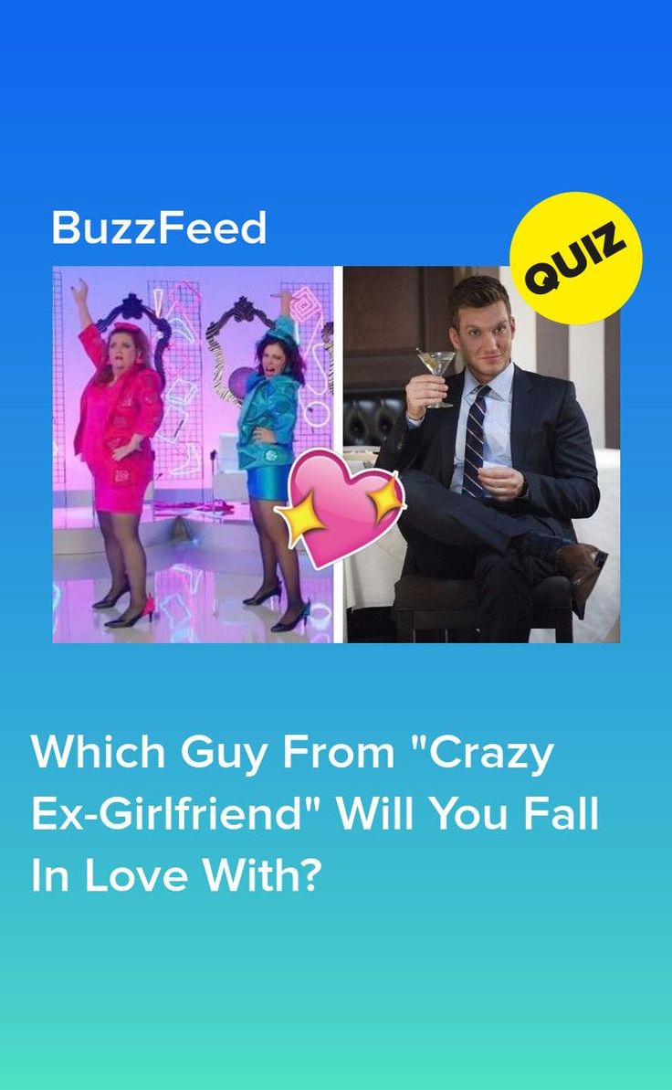 Which Guy From Crazy ExGirlfriend Will You Fall In Love