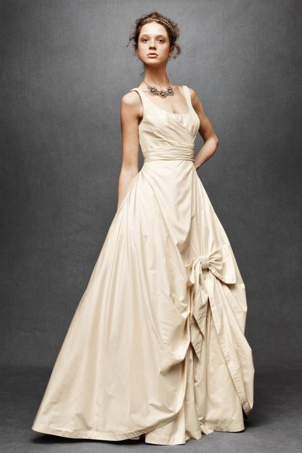 Sneak Peek Anthropologie Wedding Dresses