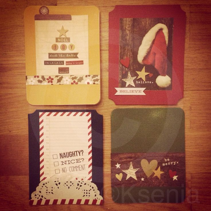 Xmass cards