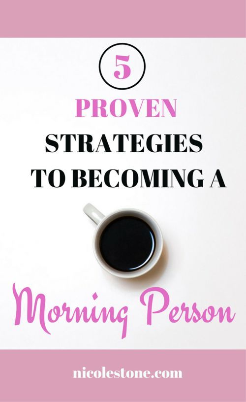 Proven Strategies to Becoming a Morning Person. why you need to become a morning person and how it can be easy to do! become a morning person tips, become a morning person workout, morning routine, things to do in the morning, morning apps, apps for wakin