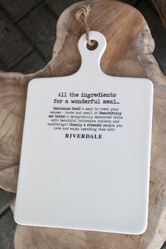 Riverdale Plateau Tekst: