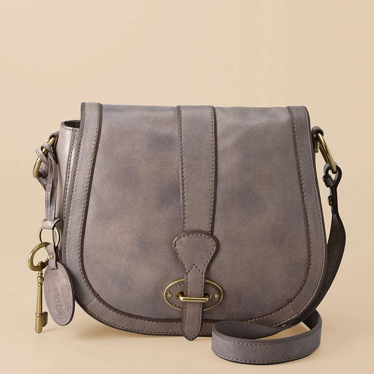 FOSSIL® Handbag Silhouettes Crossbody:Women Vintage Re-Issue Flap ZB5187- $198