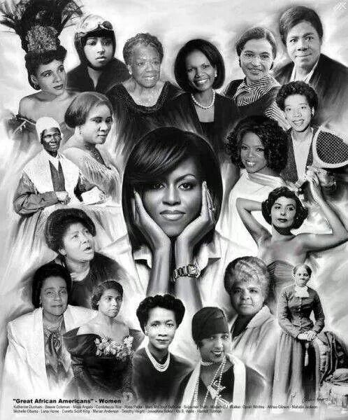 Great African American Women.