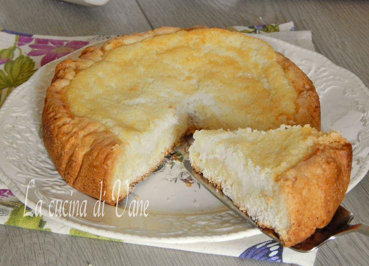 Crostata+morbida+al+cocco