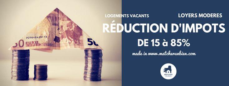 🔎👩🏫Focus sur : Le dispositif Cosse Ancien ou Louer Abordable pour tous les propriétaires  💸💸En tant que propriétaire vous pouvez choisir de louer votre logement à un prix inférieur à celui du marché et ainsi bénéficier d'un abattement fiscal sur vos revenus fonciers pouvant aller de 15 à 85%  http://www.matcherunbien.com/blog/vous-avez-un-logement-vacant-ou-neuf-ou-ancien-louer-et-souhaitez-diminuer-vos-impts-fonciers-de-15--43.html