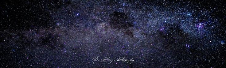 Milky Way by MikeBryce Photography