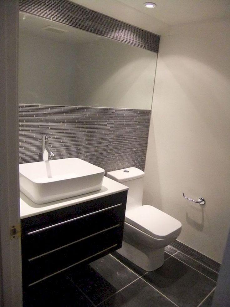 Die besten 25+ halbes Badezimmer renovieren Ideen auf Pinterest - badezimmerausstattung