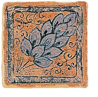 Dekor Novabell Monterrey arancio 15x15 cm, mat