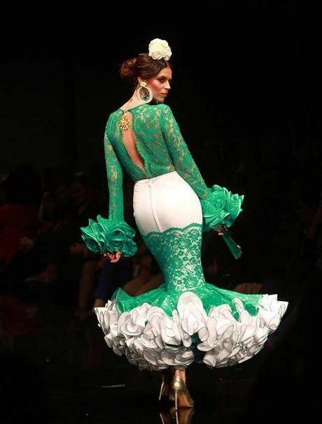 Trajes de flamenca simof 2017   Estilo y Belleza