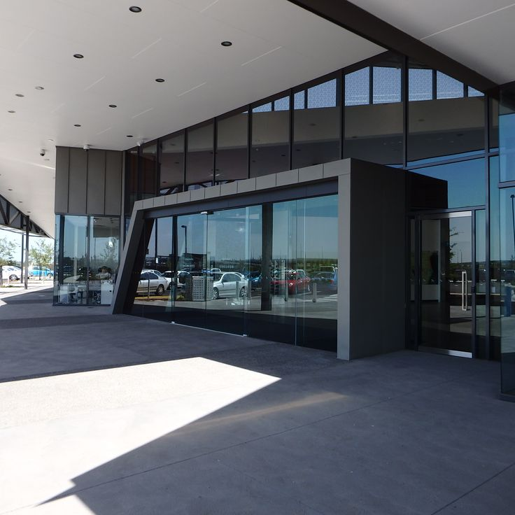 This Project features our: elZinc Slate in Angle Standing Seam and V25 system Location: Williams Landing Shopping Centre, VIC In collaboration with: @hames_sharley | @hacergroup | @arcroofing